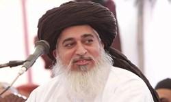 تشکیل پرونده خیانت به کشور علیه رهبر گروه «لبیک یا رسول الله» پاکستان