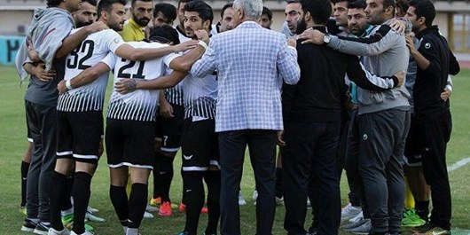 مصاف شاهین و قوی سپید در شمال/ جدال صدر و قعر جدول