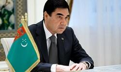 عضویت رئیس جمهور ترکمنستان در مجلس خلق مصلحتی