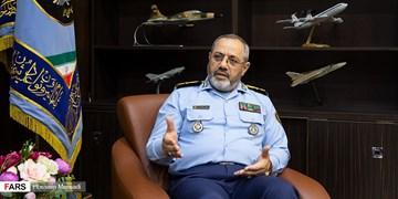 امیر نصیرزاده: میخواستیم تجهیزات جدیدی را در روز ارتش رونمایی کنیم