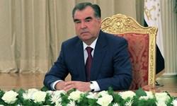رئیس جمهور تاجیکستان به روسیه سفر میکند
