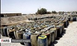 12 هزار لیتر گازوئیل قاچاق در گرمسار کشف شد