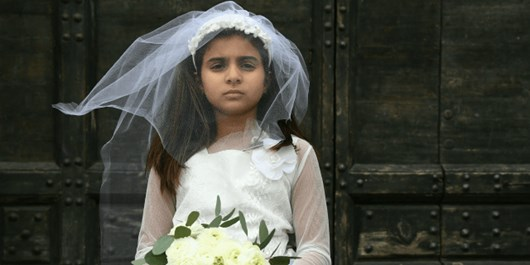 وضعیت ازدواجهای زودهنگام بحرانی است؟