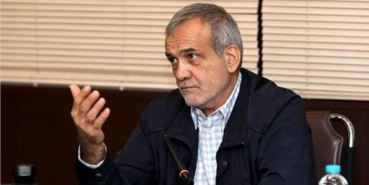 پزشکیان: نه به نفع لاریجانی کنار میروم و نه عارف حتی اگر تَکرار کنند/ باید برای مقابله با کرونا اعلام حکومت نظامی شود!