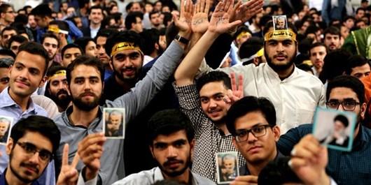 جنبش دانشجویی اصیل به شدت ضداستکبار است/ شعار دادن راه حل برونرفت از مشکلات نیست
