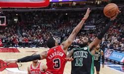 لیگ بسکتبال NBA| شکست دالاس مقابل بوستون در غیاب دونچیچ