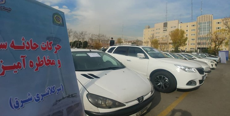 ضربالاجل رئیس کل دادگستری استان زنجان، برای تعیین تکلیف خودروهای توقیفی