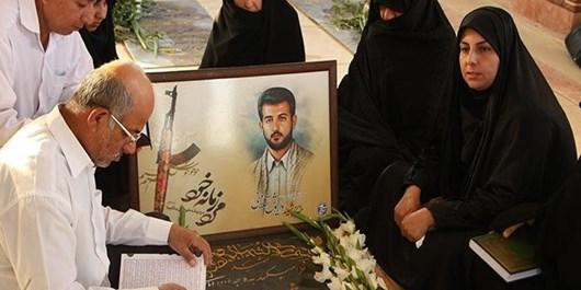 شهید شاهینی خبرنگاری از جنس انقلاب/ماجرای شهادت اولین خبرنگار استان بوشهر به روایت همسر شهید
