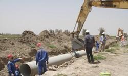 طرح تامین و انتقال آب «شرکت تعاونی فجر تمران» در کلاله اجرایی شد