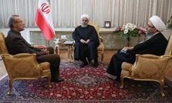روحانی: حقوق افرادی را که دریافتی ثابت دارند در حد توان افزایش میدهیم