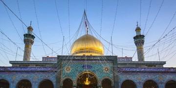 جشن میلاد عمه سادات در هیأتها/ جلسه حاج منصور در مسجد ارک