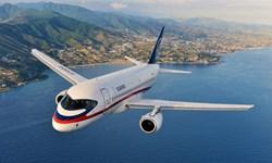 موافقت سازمان هواپیمایی با ورود هواپیمای سوخو به ناوگان مسافری
