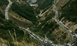 تونل راهکار کاهش ترافیک سنگین هراز/ قطار راهحل ترافیک جادههای شمال