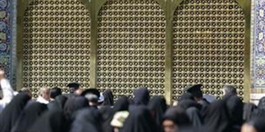 تشرف بیش از 900 هزار زائر زیارت اولی محروم بهحرم مطهر رضوی