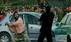 حمله قاچاقچیان با قمه به پلیس/ متخلفان دستگیر شدند