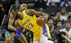 لیگ بسکتبال NBA| شکست سنگین لیکرز و پیروزی پورتلند با 61 امتیاز لیلارد