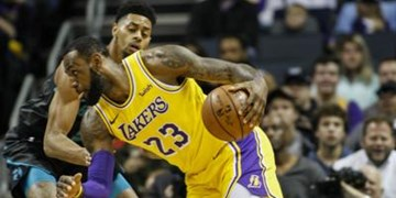 لیگ بسکتبال NBA| تداوم صدرنشنی لیکرز  در روز شکست دنور