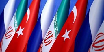 همکاری ایران، روسیه و ترکیه برای کاهش نفوذ آمریکا در منطقه