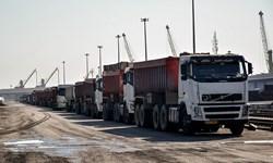 نهادهها پیش از تخلیه از کامیون آزمایش شوند/ بارگیری روزانه 1600 کامیون کالای اساسی در بندر امام