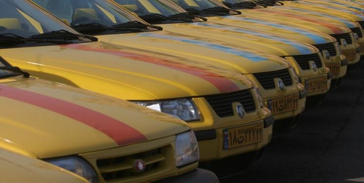 اختصاص ۴۰۰ دستگاه تاکسی تحت عنوان طرح توسعه تاکسیرانی در ورامین