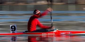 قایقرانی انتخابی المپیک  کاظمی در کایاک ۵۰۰ متر سهمیه نگرفت