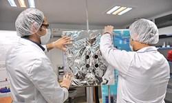 ماهواره پیام در انتظار تایید سازمان فضایی/ساخت نسخه جدید ماهواره پیام 5 سال طول می کشد