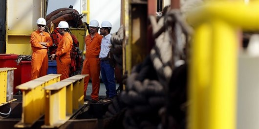 آموزش نیروهای بومی جویای کار در صنعت نفت و گاز