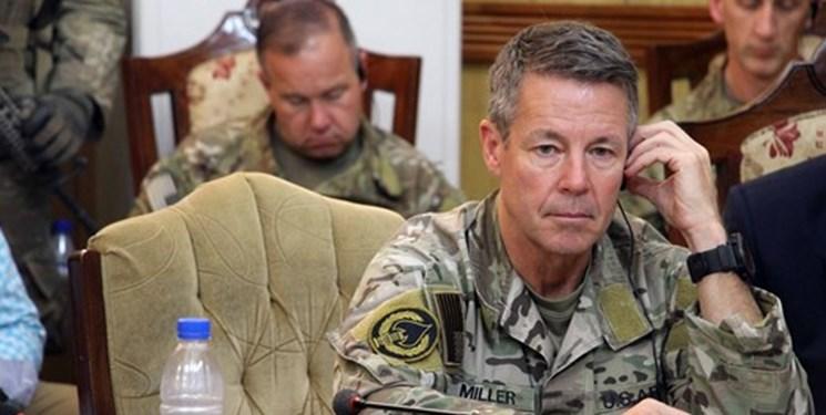فرمانده تروریستهای آمریکایی در افغانستان: طالبان سطح خشونت را کاهش دهد