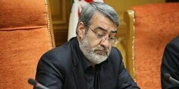 وزیر کشور: سردار حجازی عمر خود را یکسره وقف مجاهدت فی سبیل الله کرد