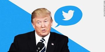 ادامه مشاجرات توئیتر با ترامپ