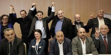 حمایت احزاب عربی پارلمان رژیم صهیونیستی از نخستوزیری گانتز