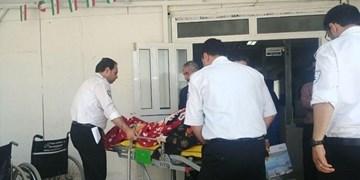 جزئیات حادثه آتشسوزی در آمل   وخیم بودن حال 7 نفر از حادثه دیدگان