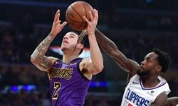 لیگ بسکتبال NBA| شکست سنگین لیکرز و پیروزی بوستون