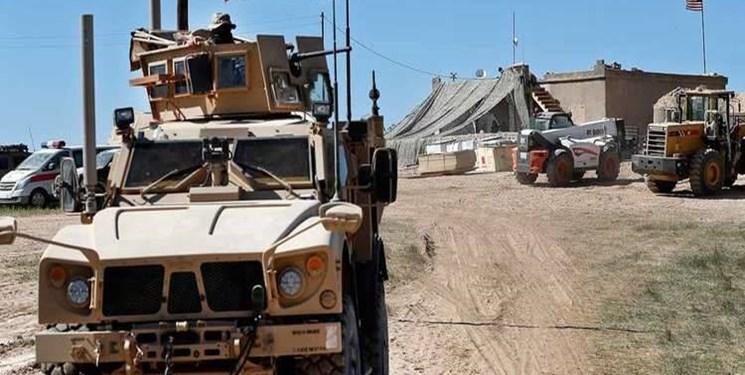 حمله به کاروان نظامی آمریکا در دیوانیه عراق + فیلم