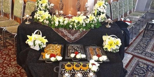 مجالس عزا رقیب سرسخت مراسم عروسی در تجملات