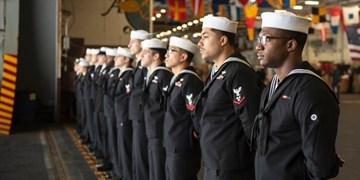 950 نفر از پرسنل نیروی دریایی آمریکا به کرونا مبتلا شدهاند