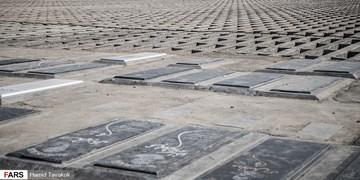 خرید و فروش قبر در صحن امامزاده جعفر پیشوا ممنوع است