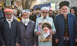 مردم باوجود مشکلات اقتصادی از کیان اسلام دفاع میکنند/ 9دی روز قبولی مردم و مردودی دشمنان بود