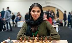 شطرنج سرعتی فیده  خادمالشریعه چهارم شد