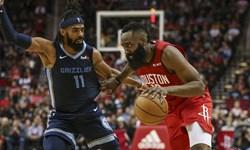 لیگ بسکتبال NBA| دو ستاره هیوستون با تاخیر به اورلاندو میروند