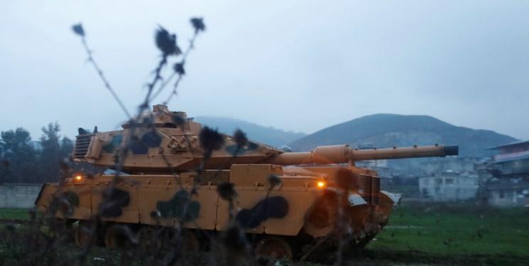 حملات توپخانهای ترکیه جان سه تن از اعضای یک خانواده سوری را گرفت