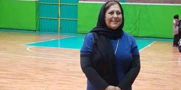 سرمربی تیم بسکتبال بانوان گروه بهمن در بیمارستان بستری شد