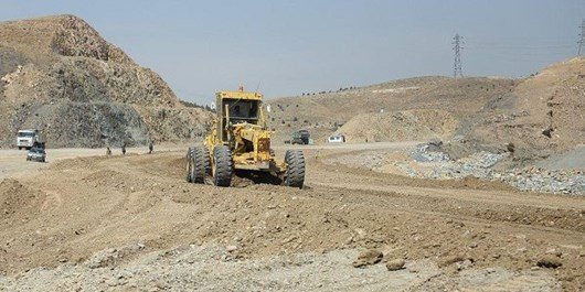 پیشرفت 40درصدی پروژه سرتنگ به هلسم / برای ساخت پروژه 30میلیارد تومان نیاز است