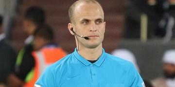 تیم داوری از اردن بازی پرسپولیس-پاختاکور را قضاوت می کند