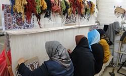 قالیبافان اسلام آبادغرب بیمه تامین اجتماعی میشوند