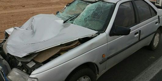 15 مصدوم در تصادفات رانندگی روز گذشته