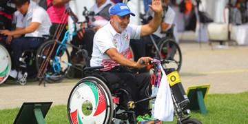 مردی که در ورزش راه میسازد تا دیگران قهرمان شوند/ خودم ویلچرم را ساختم