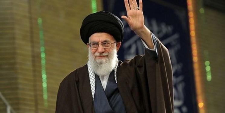 ابلاغ پیام رهبر انقلاب به رزمندگان لشکر 14 امام حسین اصفهان