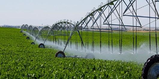 2500 هکتار از اراضی گلستان به سیستم آبیاری نوین مجهز میشوند