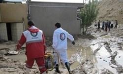 امدادرسانی هلالاحمر خراسانجنوبی به ۶ مورد حادثه